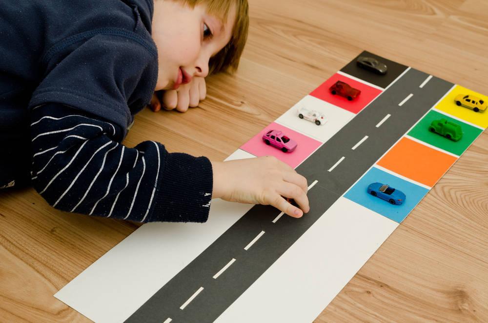Educación vial para tus hijos