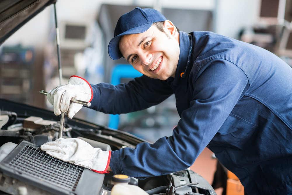 Mecánica, una formación profesional con futuro
