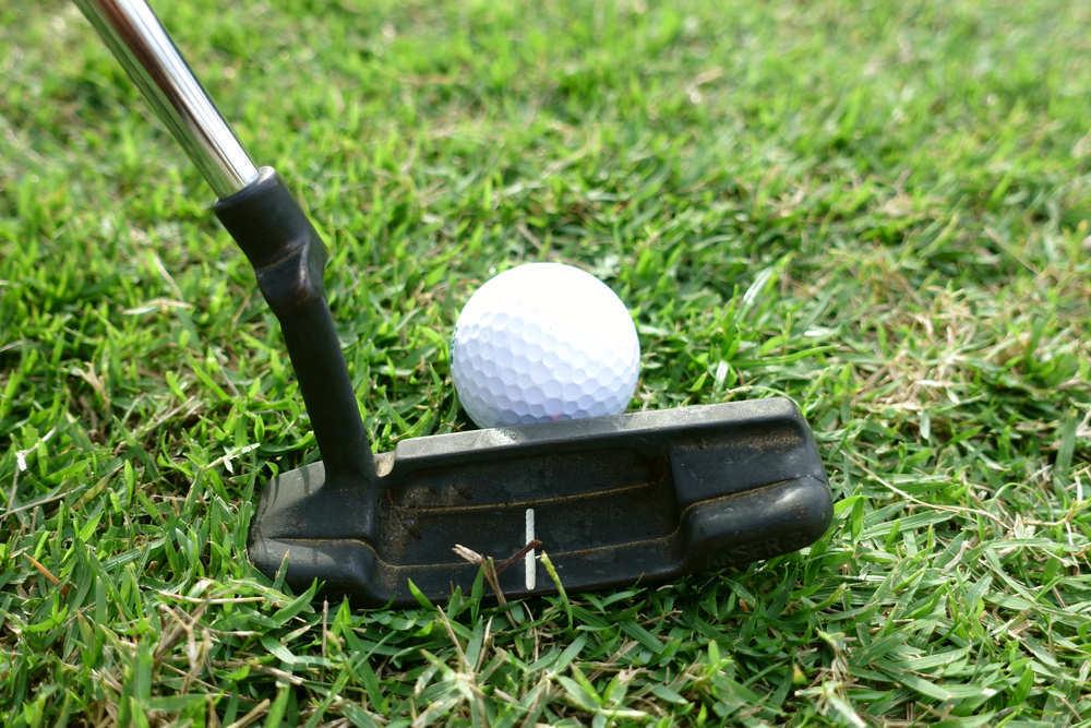 Bautismo de golf para niños