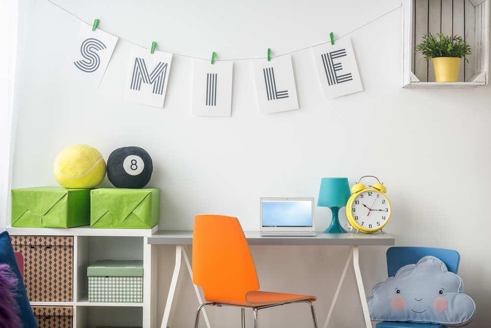 La importancia de la habitación para nuestros hijos