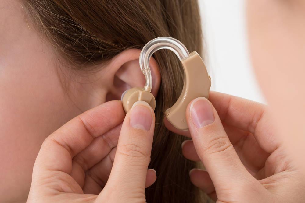 La pérdida auditiva en un niño