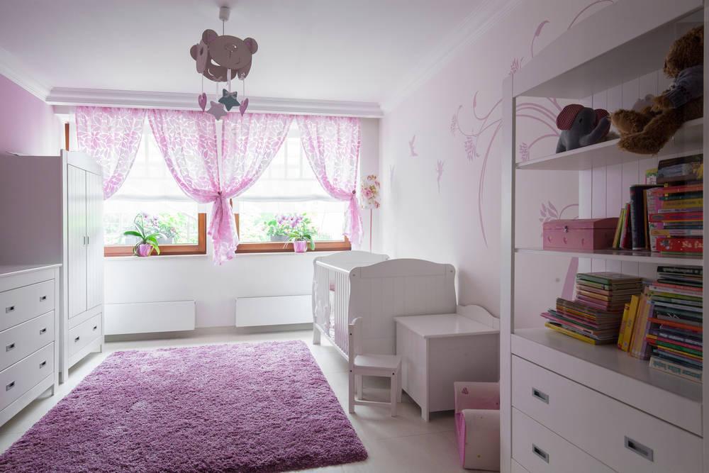 Cómo elegir el color de la habitación de tu hijo/a