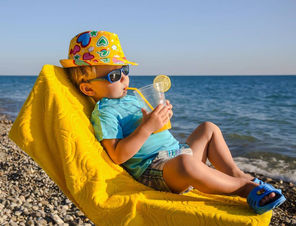 Cómo vestir a mi hijo en verano