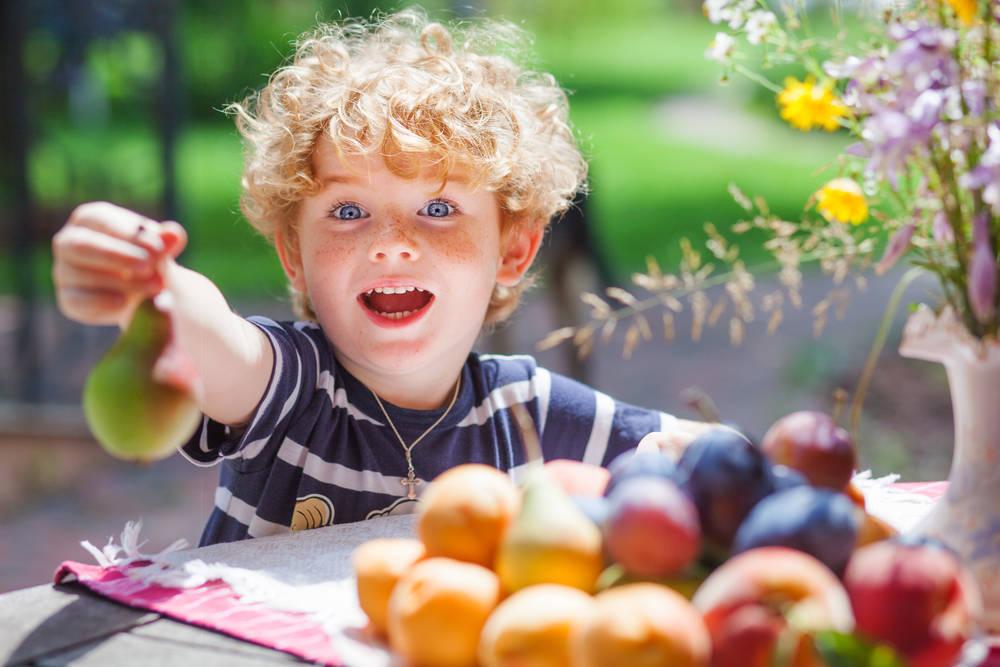 Educar en Nutrición para tratar la Dermatitis Atópica en Niños
