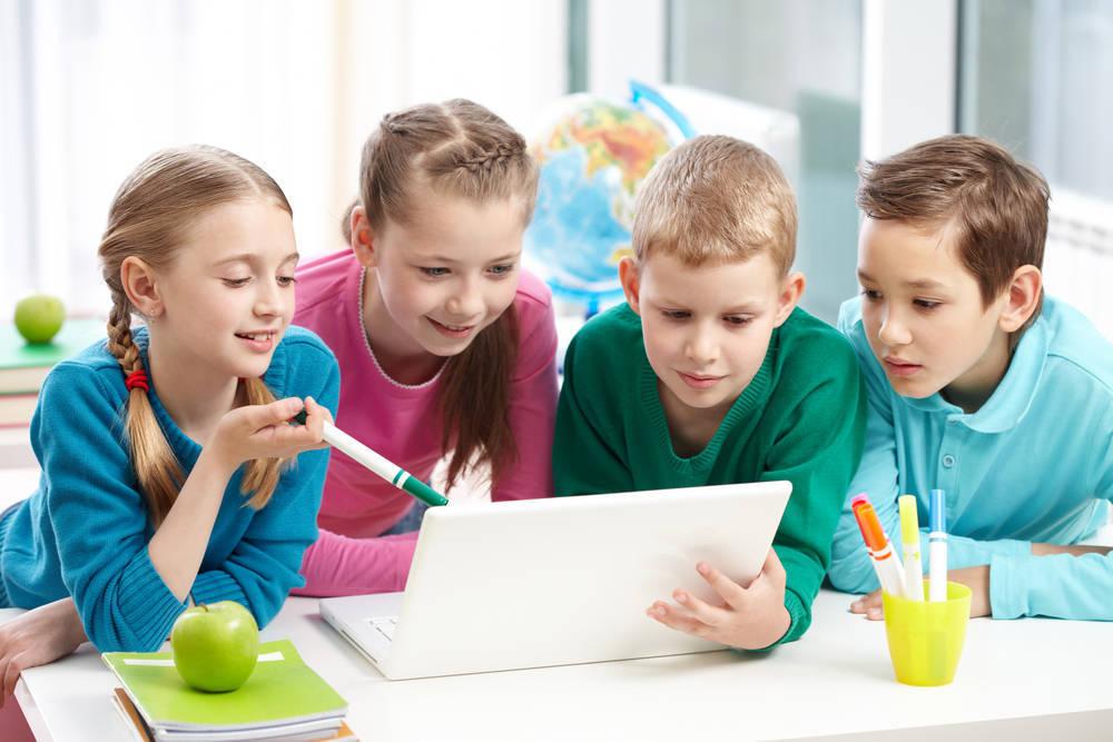 Los niños y el aprendizaje digital