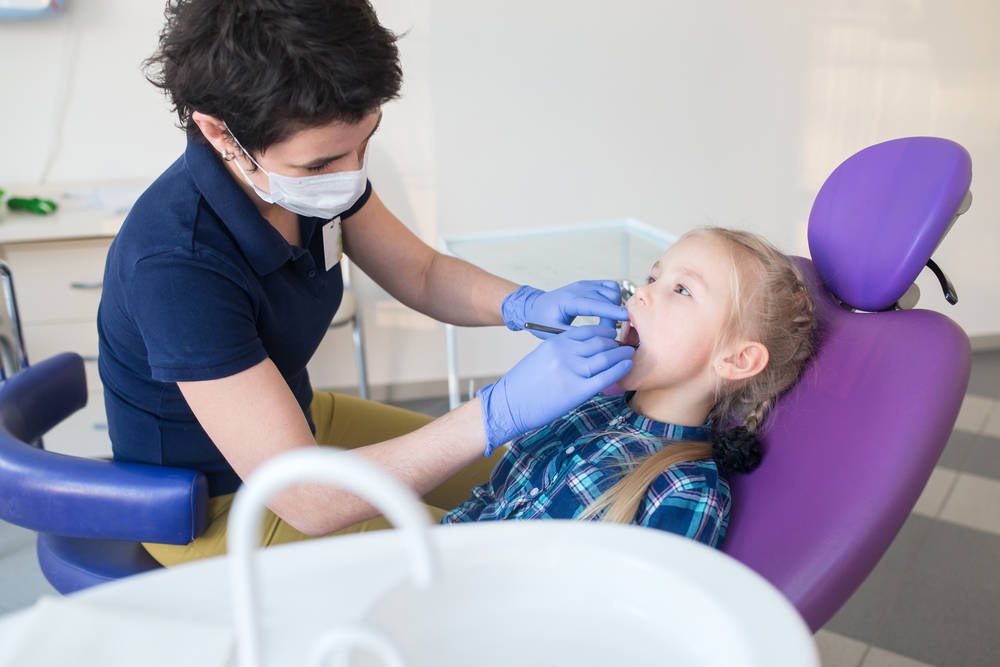 Cómo cuidar la salud bucal del bebé