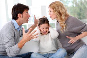 Conflictos familiares, ¿cómo afectan a los más peques?